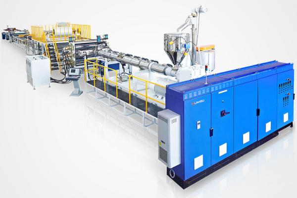 Panel & Sheet Extrusion System