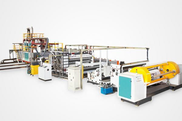 CPE Permeable Film Production Line