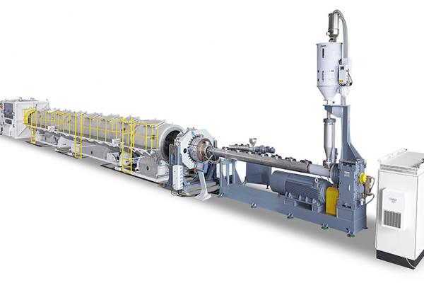 Pipeline Extrusion System