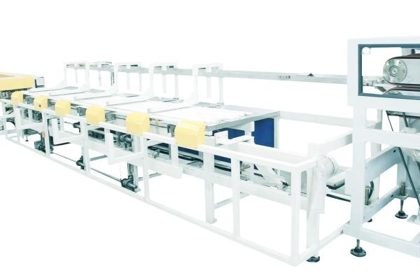 Trunking On-line Bundling & Bagging Machine